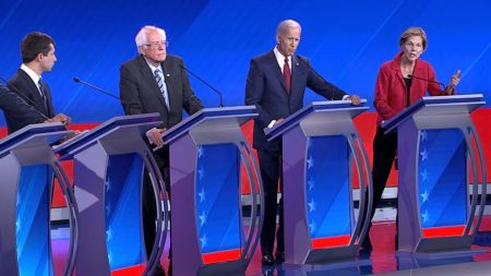 Democratic Presidential Debate 6: December 2019