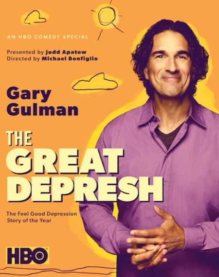 "Gary Gulman: ""The Great Depresh"""