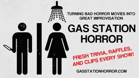 "J.W. Crump: ""Gas Station Horror"""