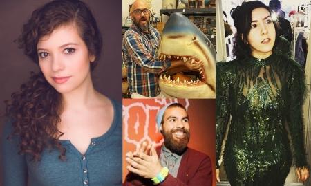 Maria DeCotis, Jeff Simmermon, Rojo Perez, Dina Hashem: