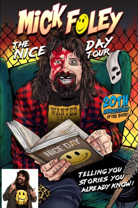 Mick Foley-The Nice Day Tour 2