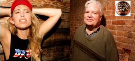 "Myka Fox and Frank Conniff: ""Frank Conniff's Open Riff Night"""
