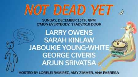 "Lorelei Ramirez, Ana Fabrega, and Amy Zimmer: ""Not Dead Yet"""