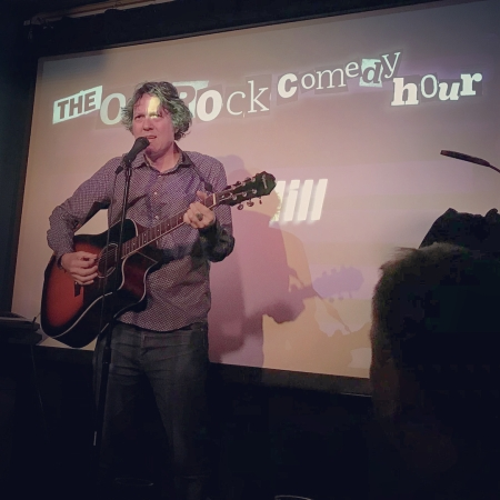 "Rob Paravonian's ""The Odd Rock Comedy Hour"""