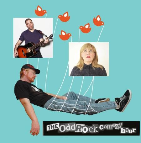 "Rob Paravonian, Shauna Lane, and Devo Spice: ""The Odd Rock Comedy Hour"""