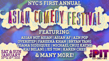 NYC Asian Comedy Festival