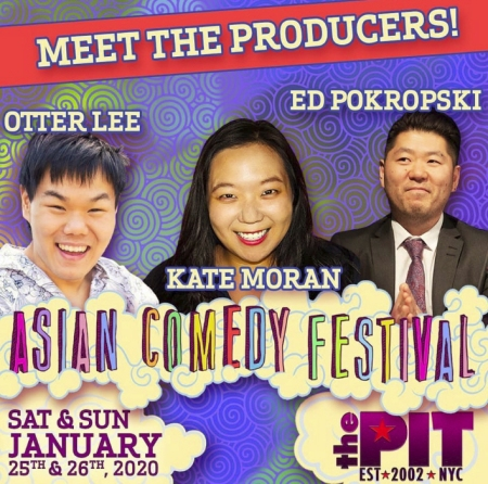 NYC Asian Comedy Festival