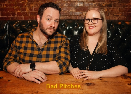 "Ned Ehrbar and Katla McGlynn: ""Bad Pitches"""