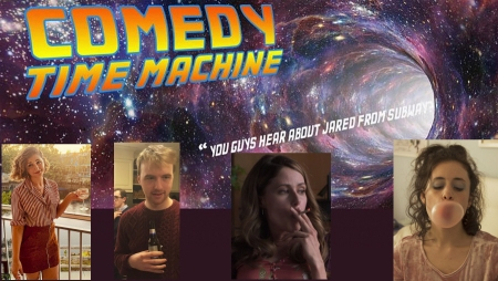 Comedy Time Machine