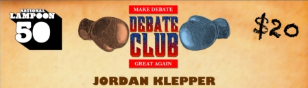 Jordan Klepper's Debate Club: