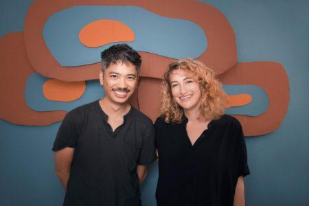 """Jo Firestone & Manolo Moreno: """"Dr. Gameshow"""""""