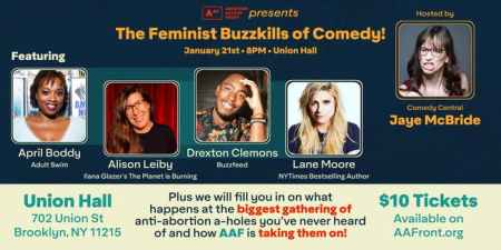 Feminist Buzzkills of Comedy