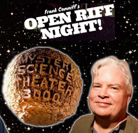 "Frank Conniff: ""Open Riff Night"""