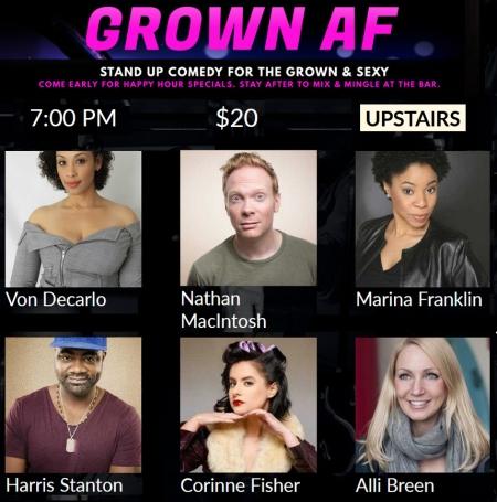 Grown AF 3