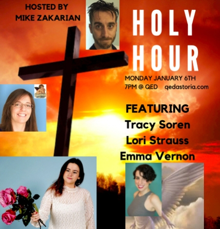 "Mike Zakarian: ""Holy Hour"""