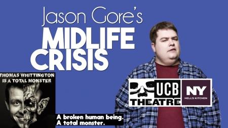 Jason Gore's Midlife Crisis