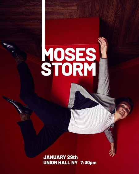 Moses Storm