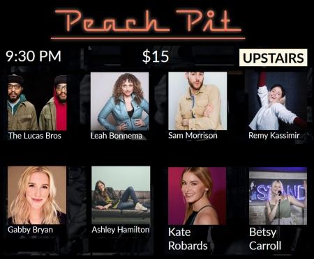 Peach Pit Comedy