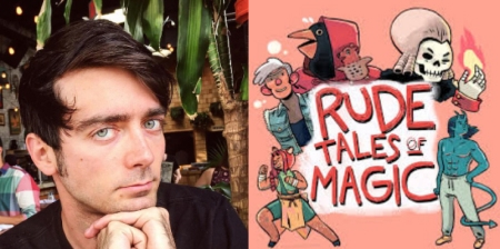 "Branson Reese: ""Rude Tales of Magic"""