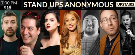 Stand-Ups Anonymous