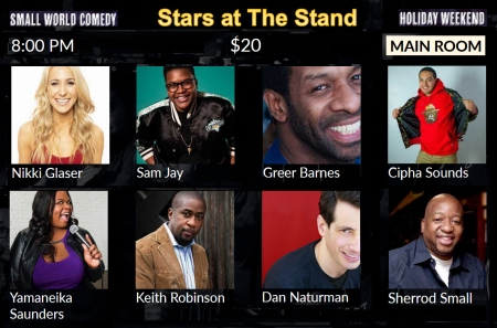 Small World Comedy/Stars at The Stand