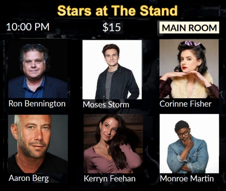 Stars at The Stand 1-28-20
