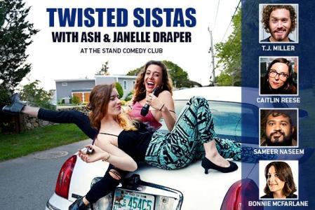 "Ash & Janelle Draper: ""Twisted Sistas"""