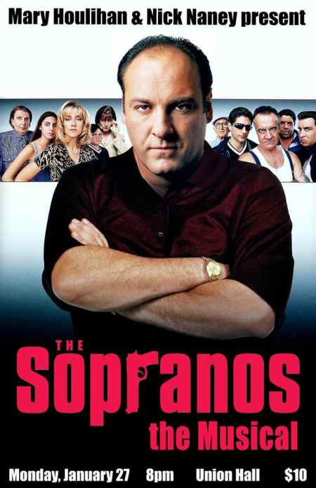 The Sopranos-The Musical