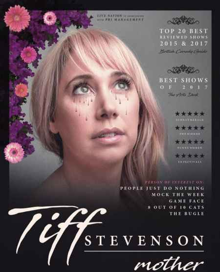 "Tiff Stevenson: ""Mother"""