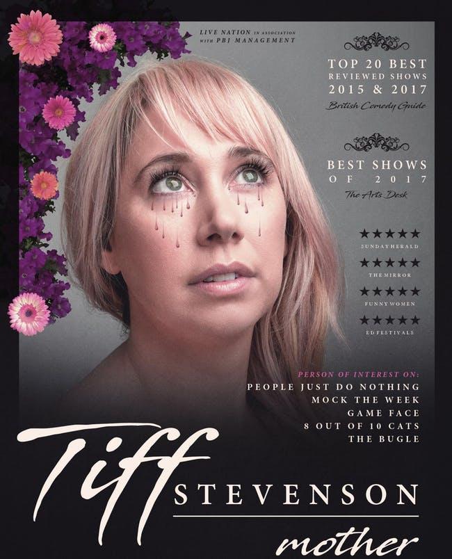 Tiff Stevenson: