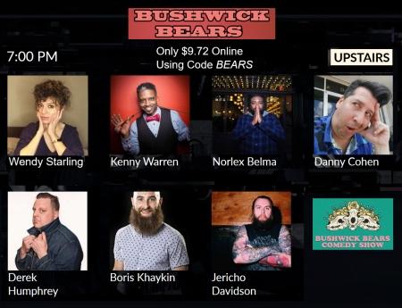 Bushwick Bears 4
