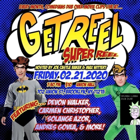 Get Reel 4