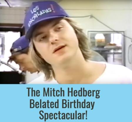 """Mitch Hedberg: """"Los Enchiladas"""""""