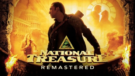 ational Treasure Remastered