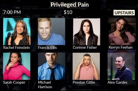 Privileged Pain