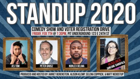 Standup 2020 4