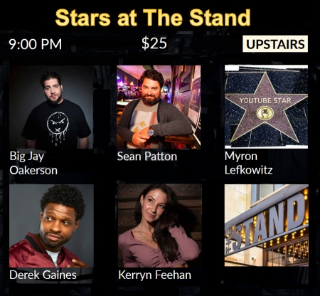 Stars at The Stand 2-15-20 2