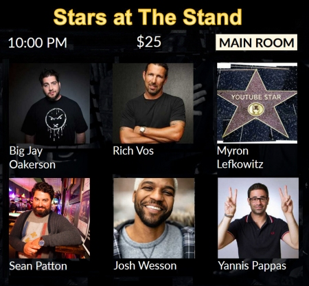 Stars at The Stand 2-15-20 3