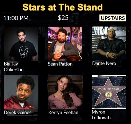 Stars at The Stand 2-15-20 4