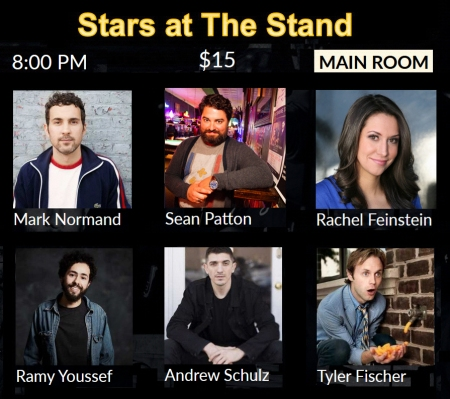 Stars at The Stand 2-19-20 4