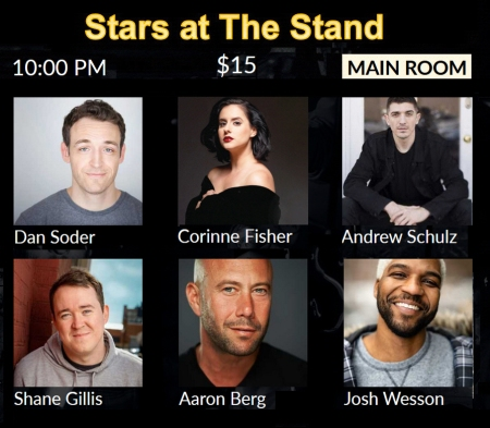 Stars at The Stand 2-27-20