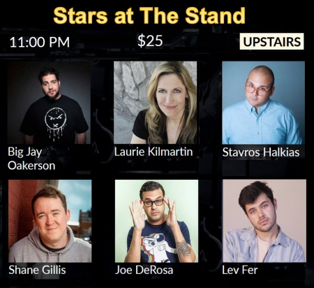 Stars at The Stand 2-29-20 4