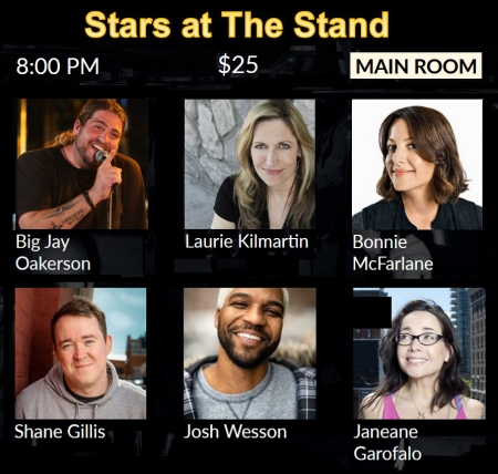 Stars at The Stand