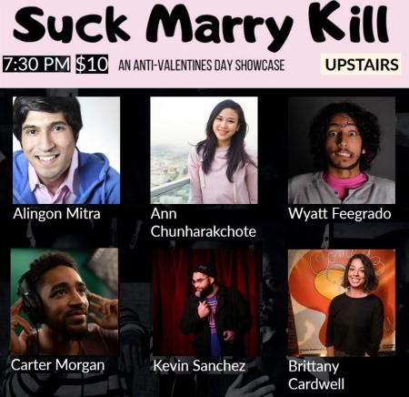 Suck Marry Kill
