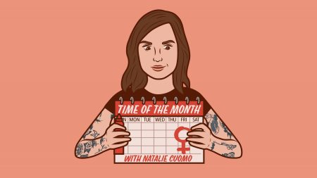"Natalie Cuomo: ""That Time of the Month Comedy Show"""