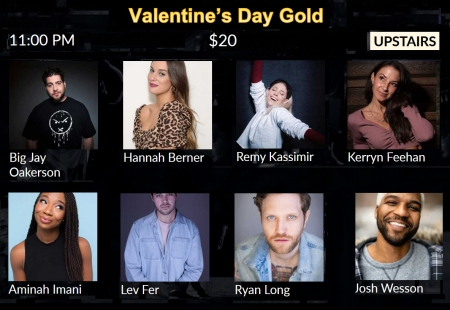 Valentine's Day Gold