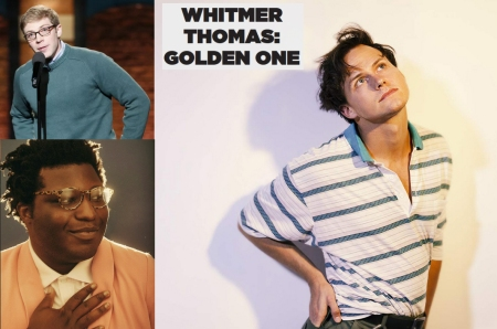 "Whitmer Thomas: ""The Golden One"""