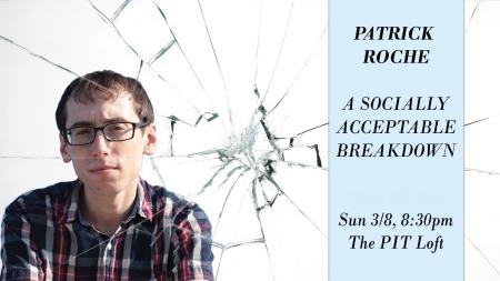 Patrick Roche: