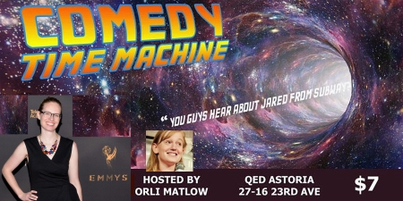 Comedy Time Machine 3