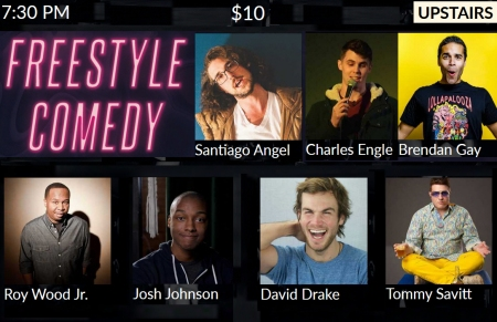 Freestyle Comedy Show